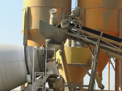 Dry Mix Batching Plant