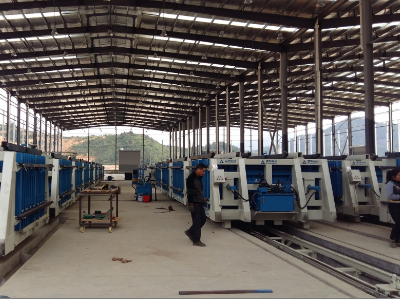 eps wall panel machine